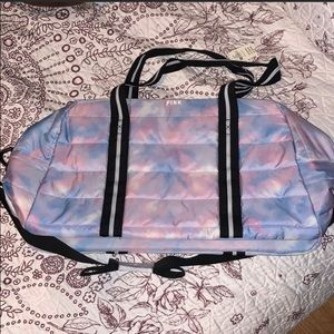 Brand new PINK travel/gym bag LAST ONE LEFT